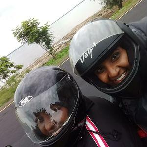 Road trip to Pondy! #wanderlustdiaries #roadtrip