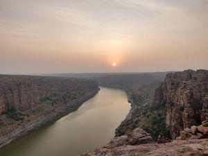 Gandikota:The Grand Canyon of India