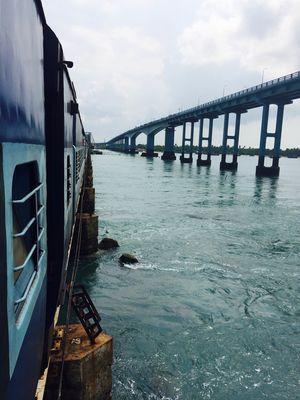 """Journey to Rameswaram"""