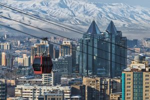 Almaty, My First Steps on the Silk Road - Brian's Blog