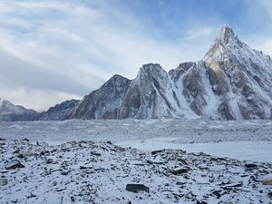 The Siachen March - The Trek