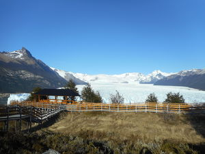 My Journey to the Center of a Glacier:  Perito Moreno Trek