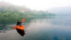 Naukuchiatal Lake