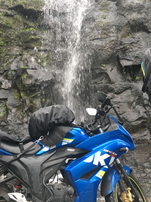 Ride To Malshej Ghat