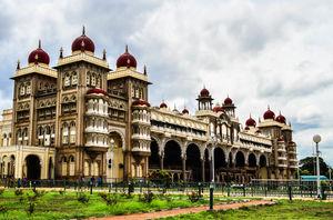 Majestic Mysore Palace