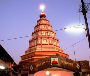 Shri Ballaleshwar Temple 1/2 by Tripoto