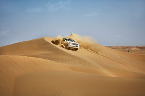 10 Adventure Activities In Abu Dhabi For An Unparalleled Adrenaline Rush
