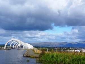 Man made wonder - Falkirk wheel