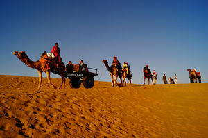 Jaisalmer: The Golden Rajasthan