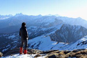 A Snowy Affair: My Winter Trek to Kedarkantha