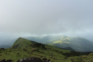 Trek to Kumara Parvatha: A Walk in the Clouds