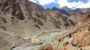 My Failed Attempt to Summit Stok Kangri...