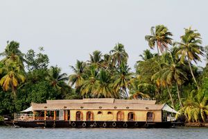 Alleppey, The Venice of the East
