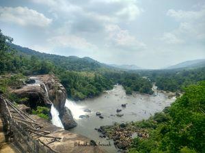 To India's Very Own Niagara Falls