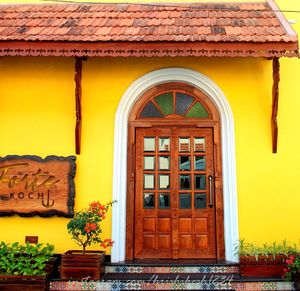 Backpacking to Fort Kochi