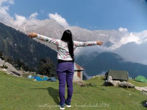 Triund: Your Gateway to the World of Himalayan Trekking
