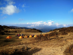 Waking up the Sleeping Buddha: My Winter Trek to Sandakphu-Phalut