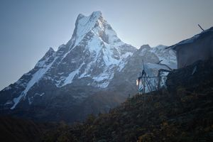 Trekking in the Annapurna Region (Part 1): Mardi Himal