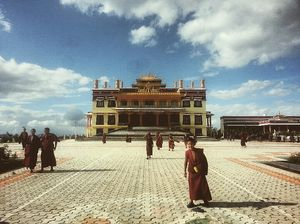 Bylakuppe - Lhasa of the south
