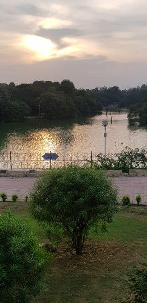 #Delhi diaries#HausKhas Village❤️????