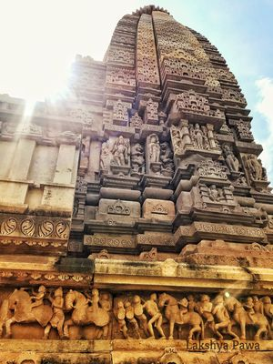 My trip to Khajuraho and Orccha