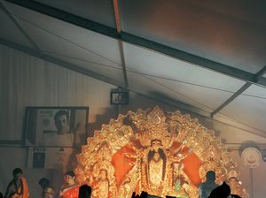 Wonder where this Durga pooja in Bangalore ? . Come to WhiteField Bengaluru.