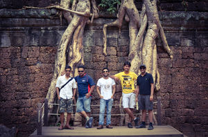 Ta Prohm 1/4 by Tripoto