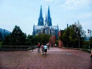 Cologne Cathedral (Dom) 1/undefined by Tripoto