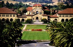Beauty and happiness: Stanford and Palo Alto