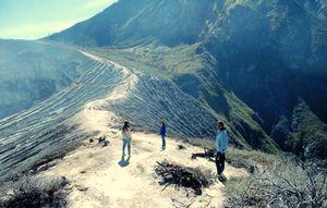 East Java, Indonesia: The Adventure off-road