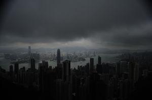 Bizarre Hong Kong