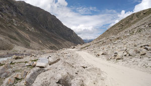 Manali To Batal - One Bump At A Time