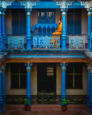 The lost town of Chettinad