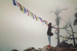 Triund - place for peace
