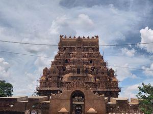 Sacred Art of Tamil - Brihadisvara Temple Tanjore /Thanjavur