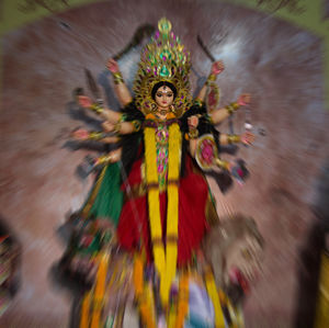 Devotees Performing Dhunuchi Nach / Dhunuchi Dance! #NavaratriInMyCity