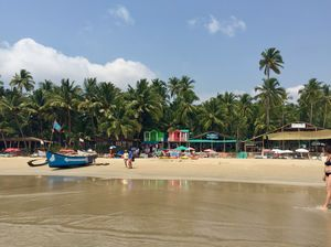 South Goa Unplugged! A week of Tropical Escapade.