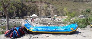 First Time White Water River Rafting Experience - Rishikesh River Rafting and Camping