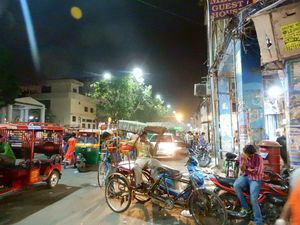 Chandani Chowk - Where the night celebrates colors of culture