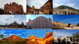 Top Ten Places to Visit in Jaipur
