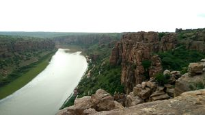 Gandikota - Where the beauty of drive matches to that of destination!