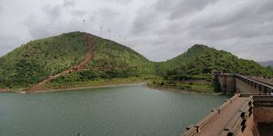 Take a refreshing trip to Vani Vilas Dam
