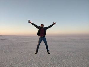 Journey to Nowhere ( Rann of Kutch )