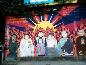 Photo Journey to Mcleodganj -Little Lhasa