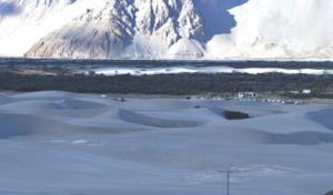 The White Desert in Hundar Redefines 'Pristine'!