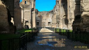 Baths of Caracalla 1/1 by Tripoto