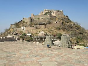 Kumbhalgarh Fort | The Great Wall of India | Backpacker Indian