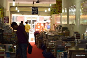 Big Book Bazar - Purchase your dream Book by Kilo | Delhi 6 | Backpacker Indian