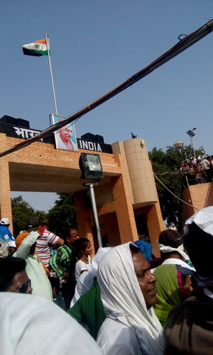 Wagah Border 1/undefined by Tripoto