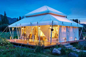 10 places to do Glamping in India